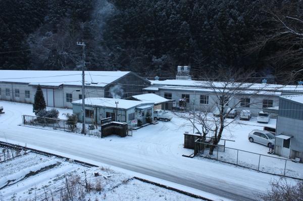 エコアス雪
