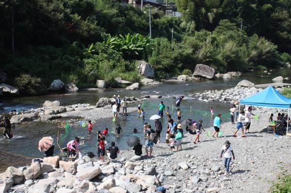 2016ごっくんお山の夏祭り (2)
